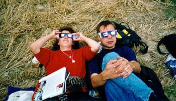 SoFi-Brillen hatten im Sommer 1999 Hochkonjunktur