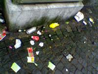 Fasnacht in Bern: So siehts nachher aus