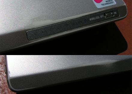Alles andere als hochwertig: Sony Vaio S4XP nach 9 Monaten im Einsatz