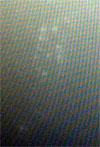 Sony Vai S4XP: Helligkeitsveränderungen auf dem Monitor (mit Photoshop verstärkt)