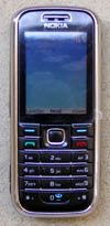 Nokia 6233 - ganz frisch vom Markt... (Klicken für grössere Fassung)