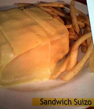 Sandwich Suzio - per MMS aus Mexiko bekommen im September 2006