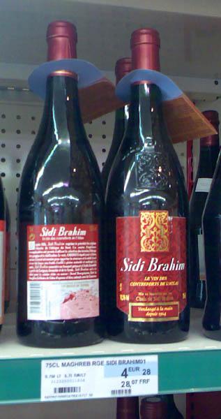 Sidi Brahim (Huit à Huit, Seillans, September 2006)