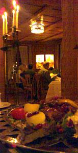 Rehrücken im Kemmeribodenbad: Mjamm! (November 2006)