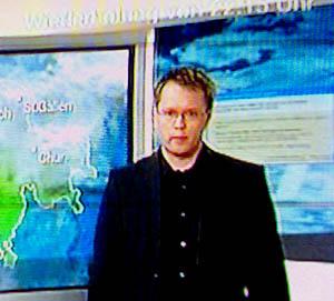 """Problembericht senden? Windows-Absturz im """"Meteo"""" vom 24. Januar 2007"""
