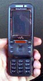 Sony Ericsson W850i (Januar 2007): Hat ewig zum Aufstarten