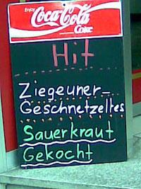 Ziegen oder Geuner oder was? (Liestal, März 2007)