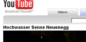 Neuenegg ist die Lösung! (heute online, 10. August 2007)