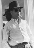 Paul Senn 1951, zwei Jahre vor seinem Tod (unbekannter Fotograf) - Quelle: www.paulsenn.ch