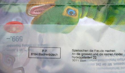 Teiladressierte Post: Mühsame Bschiss-Umgehung von Stopp-Werbung-Klebern! Abschaffen!