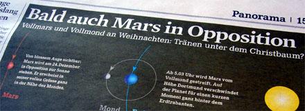 Auch eine Form der Opposition... (News, 14.12.2007)