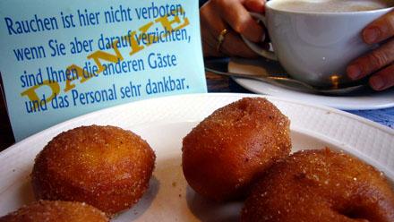 Restaurant Brandegg: Rauchfrei Öpfelchüechli geniessen! (Januar 2008)