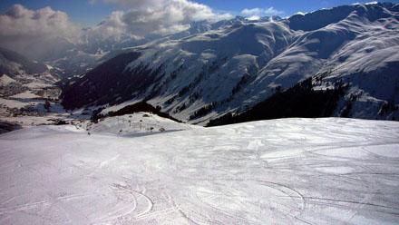 Ostermontag, 24. März 2008, Skigebiet Sedrun (Klicken für mehr Fotos)