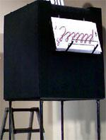 Blackbox, die es in sich hat: Schreibhals, das neue  Programm von Ohne Rolf (April 2008)