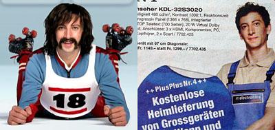 Der eine 18 - bis vor kurzem - sowie der M-Elektroniker: Einfach nur Rolf! (April 2008)