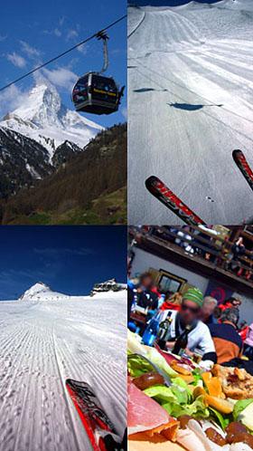 Allerlei Nettes rund um Zermatt (2. Mai 2008) - Klicken für mehr Fotos
