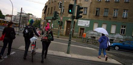 Am Weissensee (Berlin, Mai 2008)