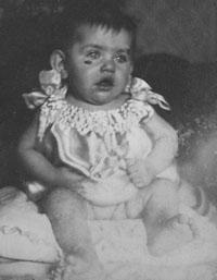Lyas Urgrossmutter anno 1930