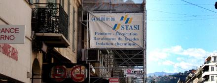 Die Stasi an der Côte d'Azur? (Nizza, Juli 2008, Bild Simon Engel)