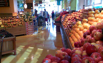 Whole Foods, 4th Street, San Francisco - 12. August 2006