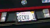 Ob der weiss, was er tut? (I-80, Oakland-Sacramento, 14.8.2006)