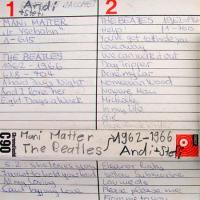Mani Matter und die Beatles vereint auf einem Tape