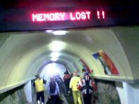 Memory Lost
