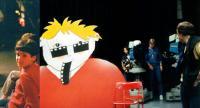 """Im Studio von TV DRS, Aufzeichnung """"Sälber gmacht"""", Juni 1985"""