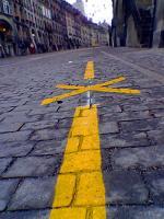 Grauenvolle Strassenmalereien in Bern (Klick)