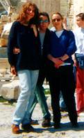 Die Schweiz auf Tuchfühlung mit Bulgarien und Italien (FEJS-Treffen in Athen, Ende März 1996 - Klick)