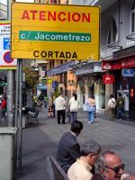 Jacomet... rezo? - Madrid, Ostern 2006 (Klick)