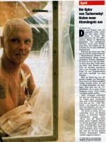 Tschernobyl: Schweizer Illustrierte vom 29.12.1986, Seite 39 (Klick)
